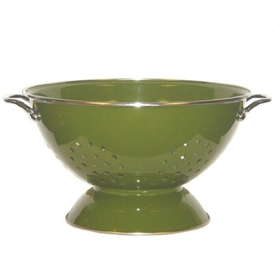 Reston Lloyd Calypso Basics 3 Quart Colander in Olive