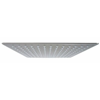 "Alfi Brand 12"" Ultra Thin Square Rain Shower Head"