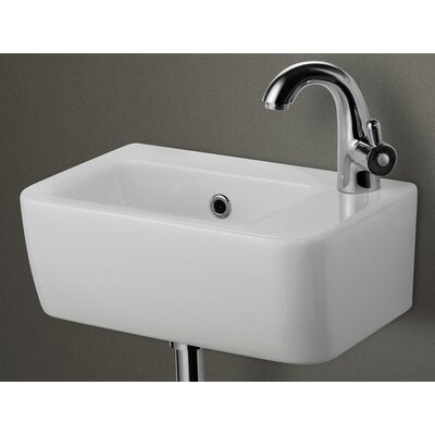 Wall Mounted Bathroom Sink - AB101