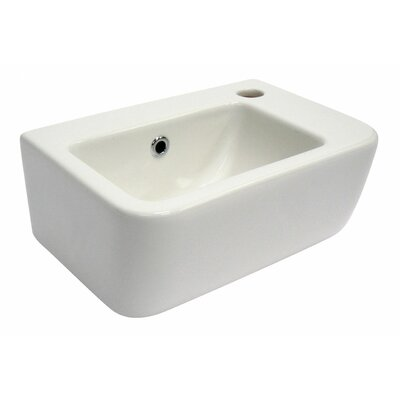 Alfi Brand Wall Mounted Bathroom Sink