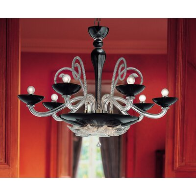 Leucos Orleans Chandelier by Marina Toscano