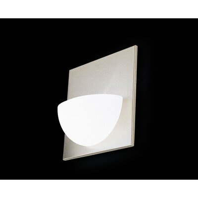 Leucos Gio 1 Light Wall Light by Michele Sbrogiò
