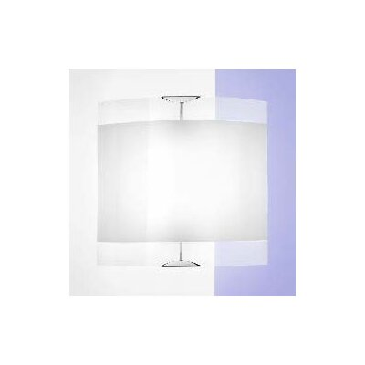 Leucos Selis Medium Crystal Trim Wall/Ceiling Mount