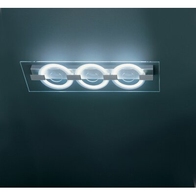Leucos O-Sound Three Light Wall / Ceiling Light