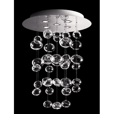 Leucos Ether Ceiling Light by Patrick Jouin