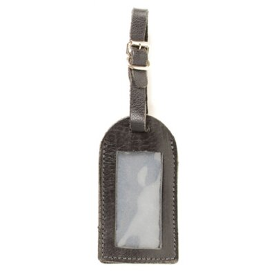 Cowhide Leather Luggage Tag