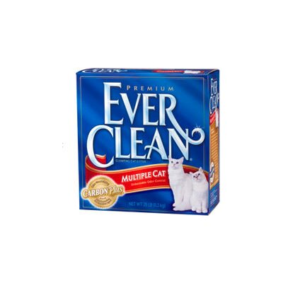 Ever Clean Multi-Cat Litter (25 lbs)