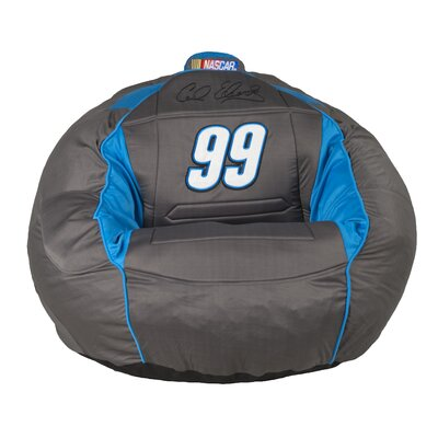 X Rocker Carl Edwards 99 Kahuna Bean Bag Chair