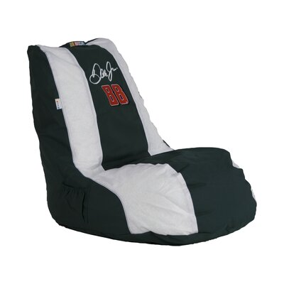 X Rocker NASCAR with Signature Video Bean Bag Lounger