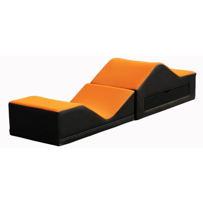 X Rocker X Rocker No Sound Ottoman Gaming Rocker Chair