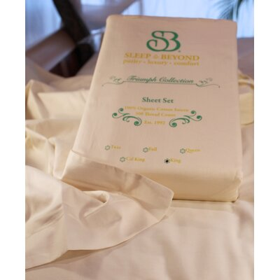 Sleep & Beyond Organic Duvet Cover