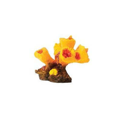 Pure Aquatic Design Elements Torch Coral Aquarium Ornament