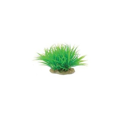 Pure Aquatic Natural Elements Microsword Aquarium Ornament in Green