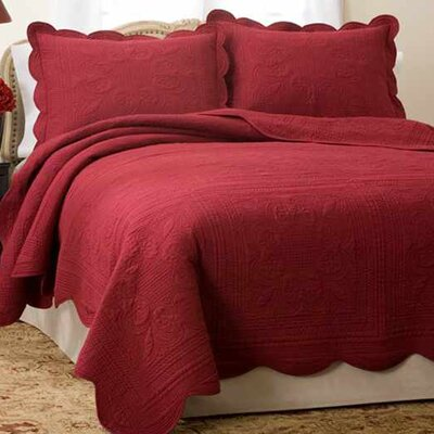 American Traditions French Tile Standard Sham