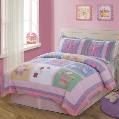 Annas Dream 3 Piece Quilt Set