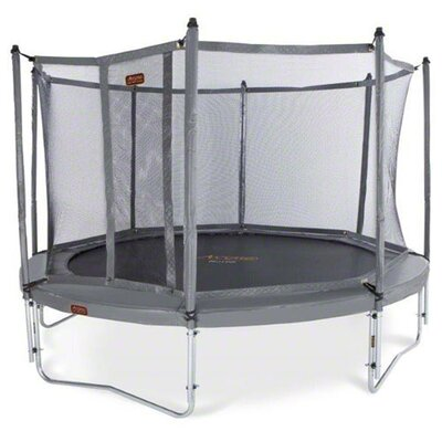 JumpFree Proline 15' Round Trampoline with Safety Enclosure