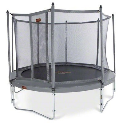 JumpFree Proline 14' Round Trampoline with Safety Enclosure