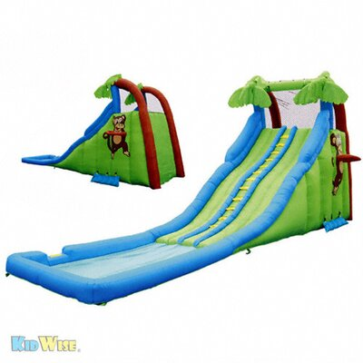 Tropical Wave Water Slide