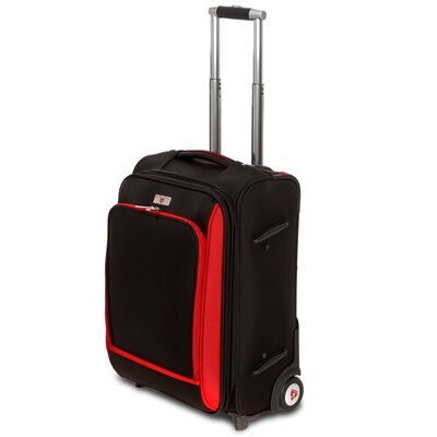 "Swiss Legend 20"" Expandable Wheeled Carry On"