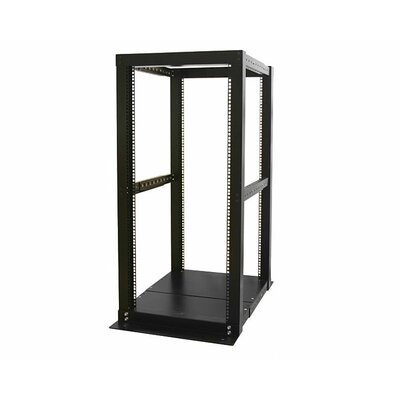 Startech DuraRak 25U 4 Post Open Rack
