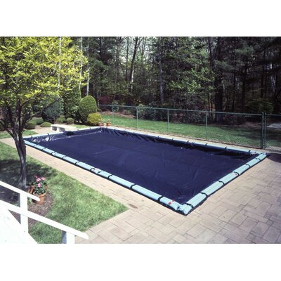 Super In-Ground Winter Pool Cover For Rectangular Pools