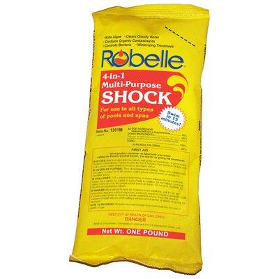 <strong>Robelle</strong> 4-in-1 Multi-Purpose Shock Treatment