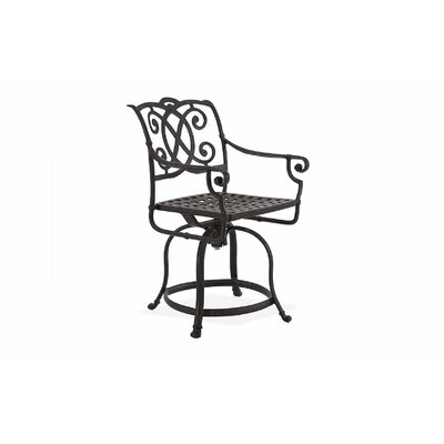 Winston Furniture Volterra Swivel Balcony Barstool