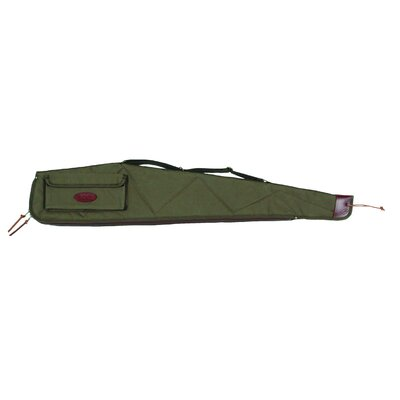 Alaskan Soft Scoped Rifle Case with Accessory Pocket