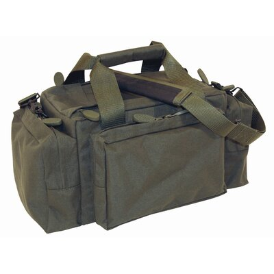 Range Bag in Green