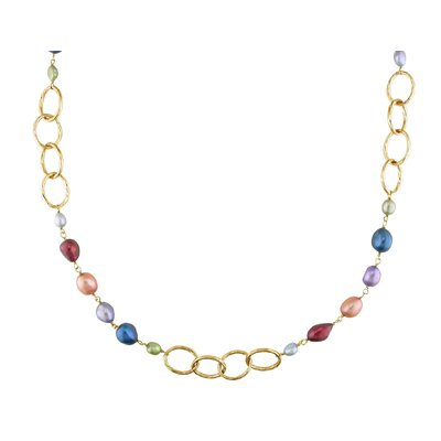 Amour Irregular Pearl Necklace