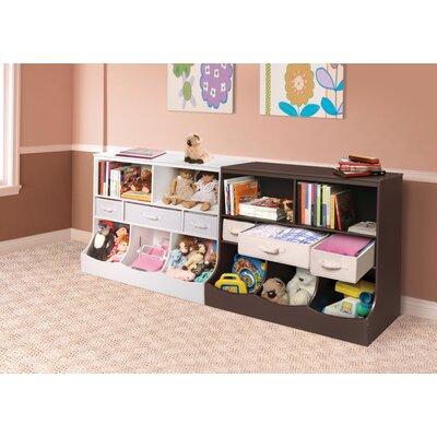 Kids 39 Toy Storage Combo Bin Storage Unit Reviews Wayfair