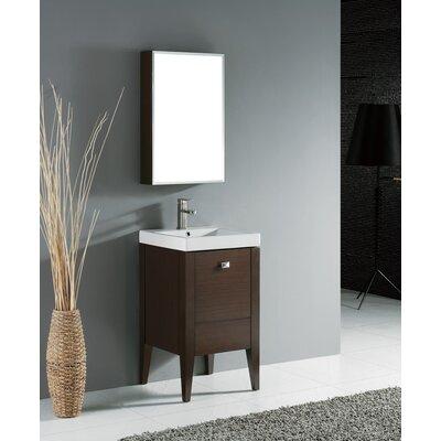 """Andora 20"""" Single Bathroom Vanity Set"""