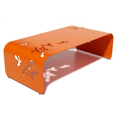 Orange22 Botanist Flight Coffee Table by Margo Chase