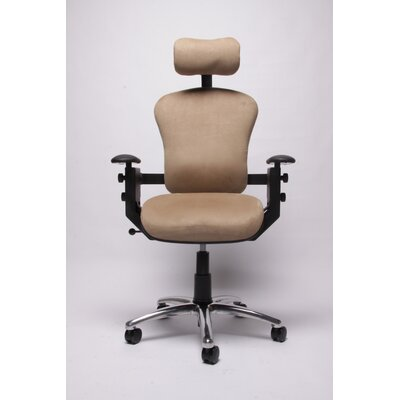 SwingChair High-Back Executive Chair with Headrest