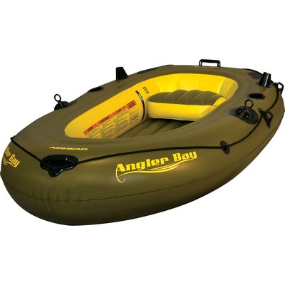 Angler Bay Three Person Inflatable Boat