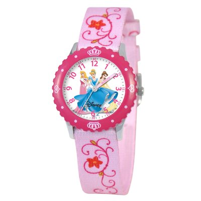 Disney Girl's Princess Time Teacher Watch