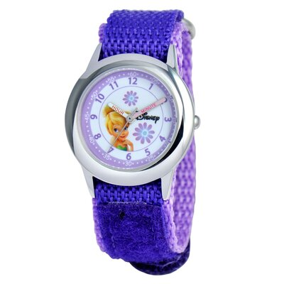 Disney Girl's Tinker Bell Time Teacher Watch
