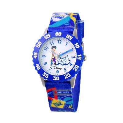 Disney Boy's Ferb Time Teacher Watch