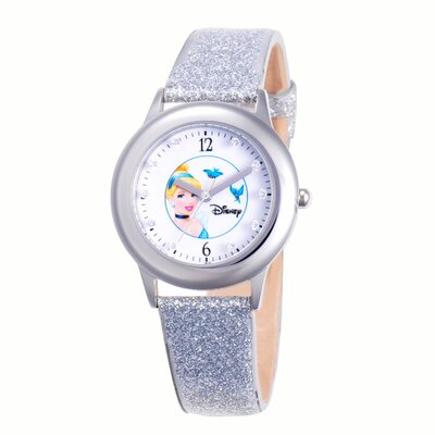 Disney Girls Tween Glitz Cinderella Watch