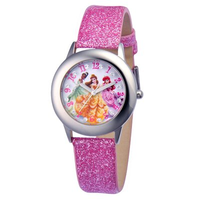 Girls Tween Glitz Princess Watch