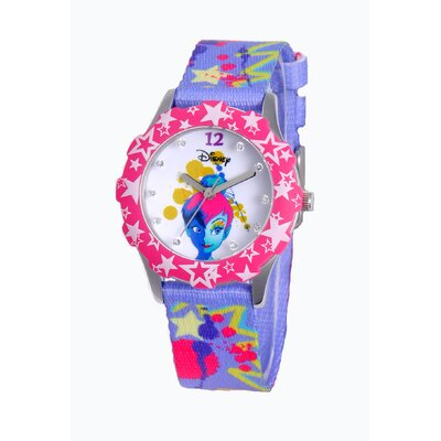 Disney Girls Tween Glitz Tinker Bell Watch