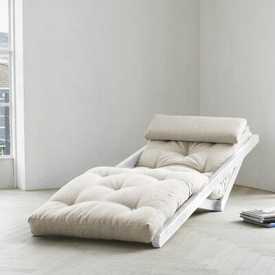 Fresh Futon Fresh Futon Figo with White Frame in Natural