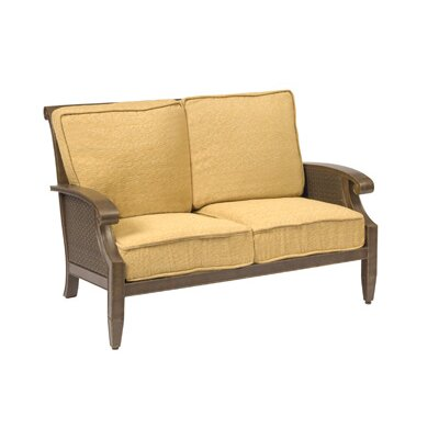 Woodard Del Cristo Loveseat