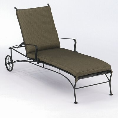 Woodard Bradford Chaise Lounge Seat Cushion