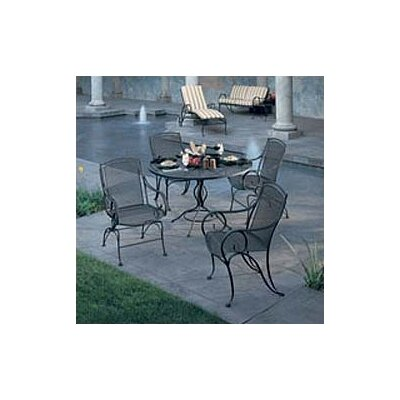 Woodard Modesto 5 Piece Dining Set