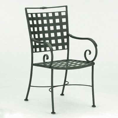 Woodard Sheffield Dining Arm Chair