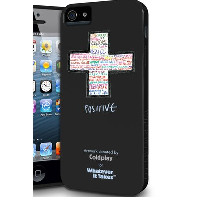 Whatever It Takes Coldplay iPhone 5 Gel Shell Case