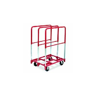 "Raymond Products Panel Mover 6"" Phenolic Casters, 2 Fixed and 2 Swivel, 3 Extra Tall Uprights"