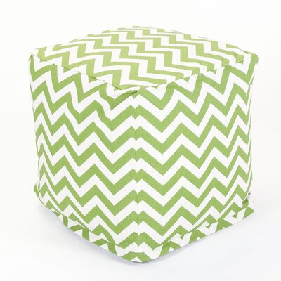 Majestic Home Products Zig Zag Cube Ottoman
