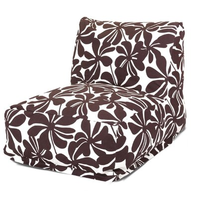 Majestic Home Products Plantation Bean Bag Chair Lounger